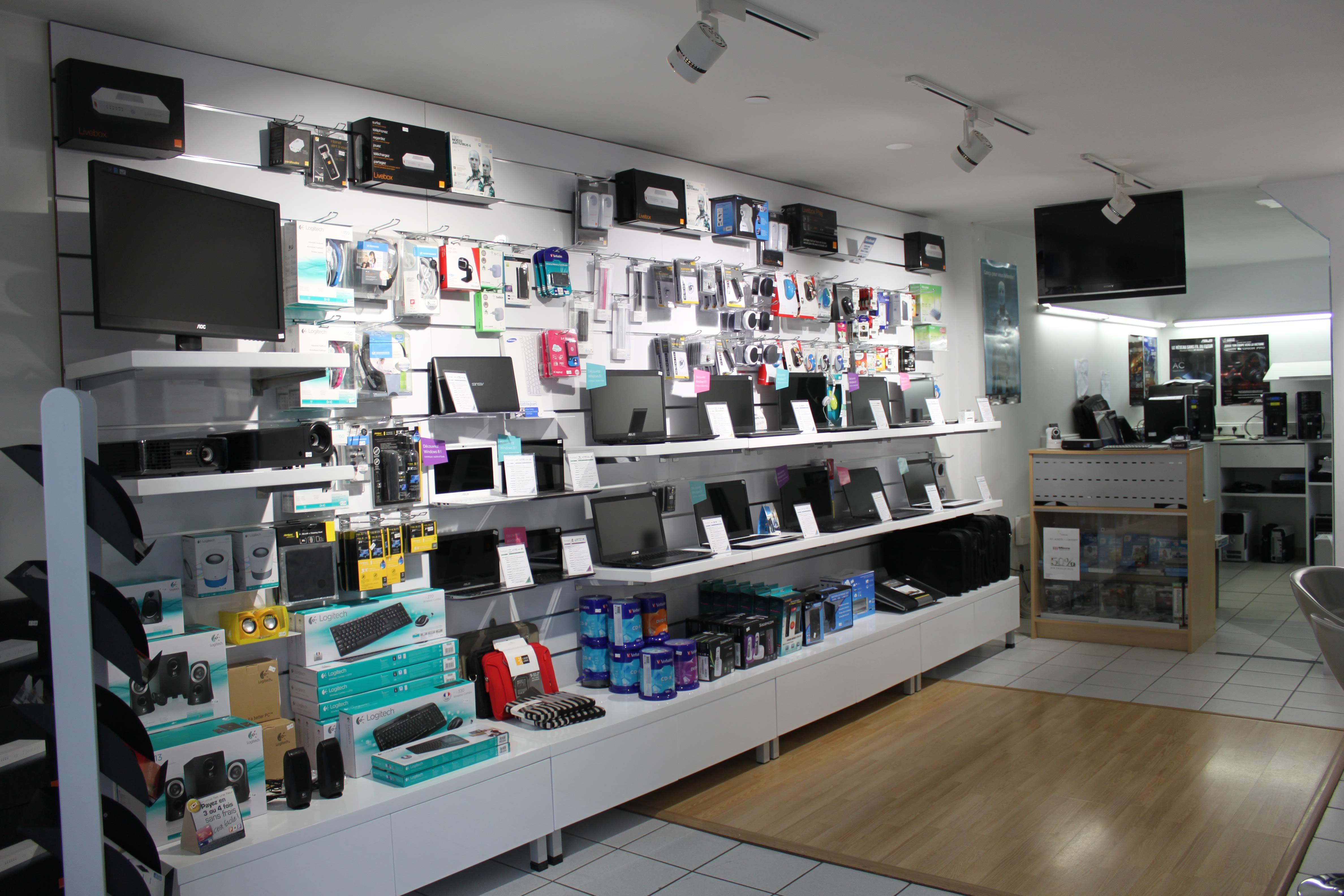 magasin ordinateur france