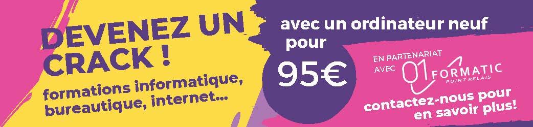 CRACK - 95€ - BANDEAU
